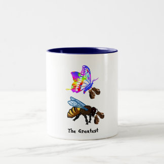 The Greatest Two-Tone Coffee Mug