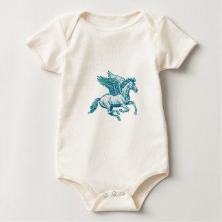 The Greek Myth Baby Bodysuit