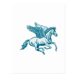 The Greek Myth Postcard