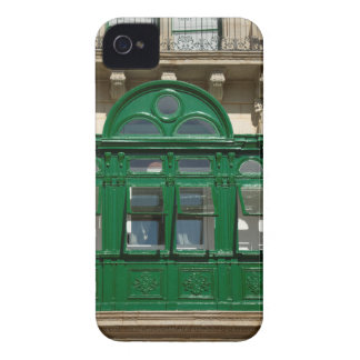The green balcony Case-Mate iPhone 4 cases