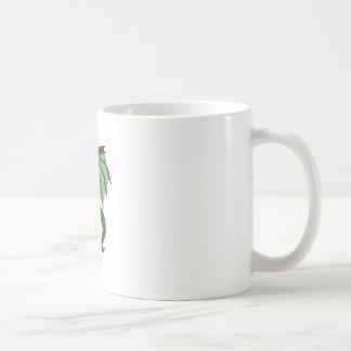The Green Dragon Coffee Mugs