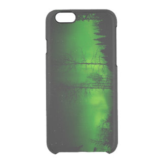 The Green Forest Clear iPhone 6/6S Case