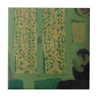 The Green Interior Ceramic Tile