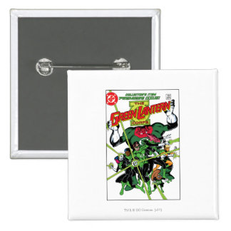 The Green Lantern Corps Pin