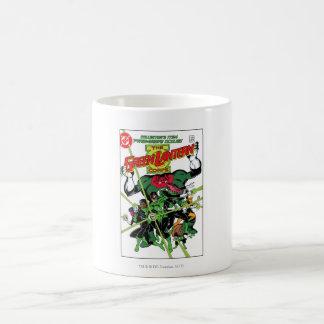 The Green Lantern Corps Basic White Mug