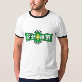 The Green Lantern Corps - Green Logo Tshirt