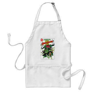 The Green Lantern Corps Standard Apron