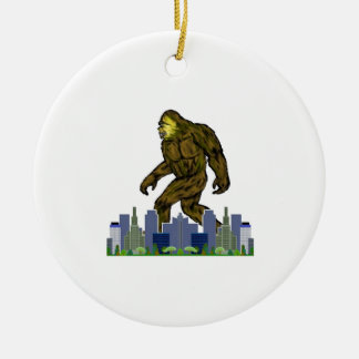 The Green Mile Ceramic Ornament
