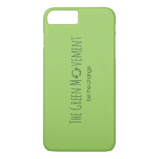 The Green Movement iPhone 7 case