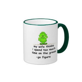 The Green Mug