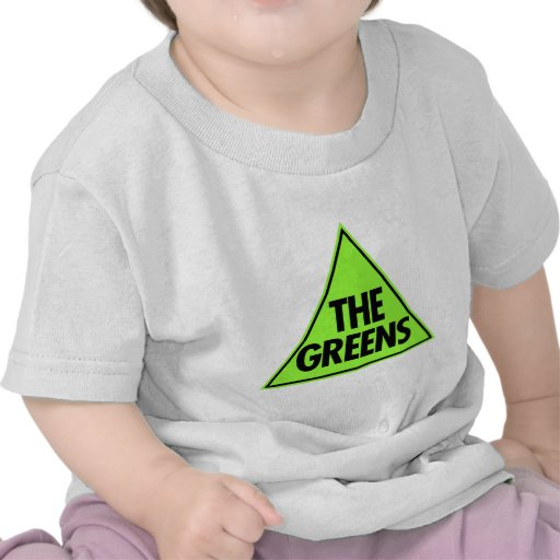 The Green Party of Australia, 2013 T-shirts