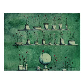 The Green Postcard