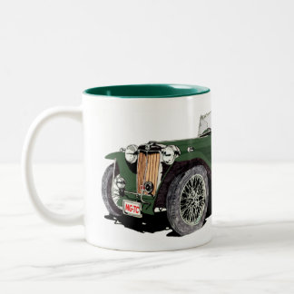 The Green TC Two-Tone Mug