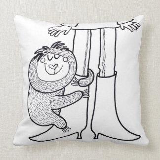 The green world cushion