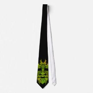 The Greenman Tie