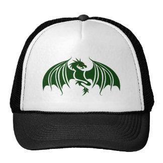 the Greens dragon green dragon Hats