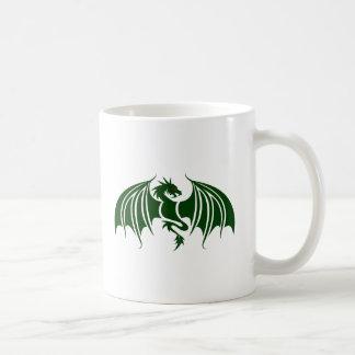the Greens dragon green dragon Mugs