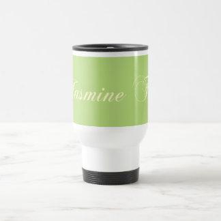 the Greens tea green tea jasmines tea Coffee Mug
