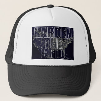 The Grid Trucker Hat