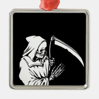 The Grim Reaper or Death Metal Ornament