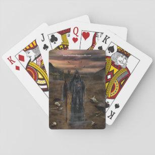 reaper playing cards zazzlecomau