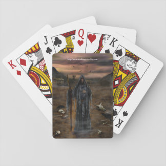 The Grim Reaper Playing Cards