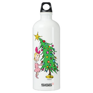 The Grinch | I've Been Cindy-Lou Who Good Water Bottle
