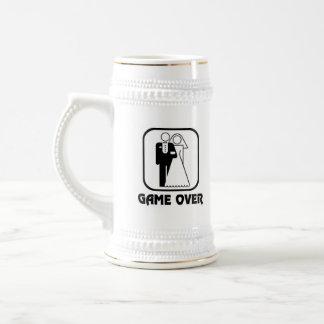 The Groom Beer Stein