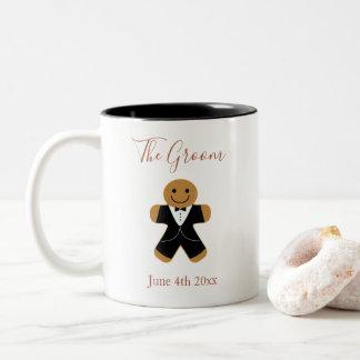 The Groom Gingerbread | Mug