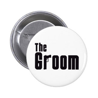 The Groom (Mafia) Pin