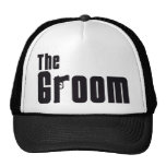 The Groom (Mafia) Mesh Hat