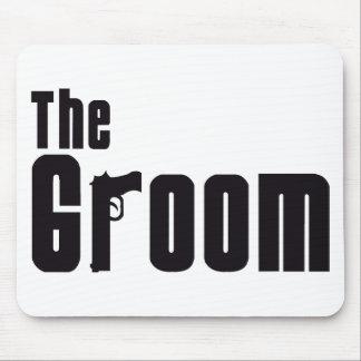 The Groom (Mafia) Mouse Pad