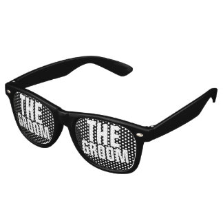 The Groom Retro Sunglasses