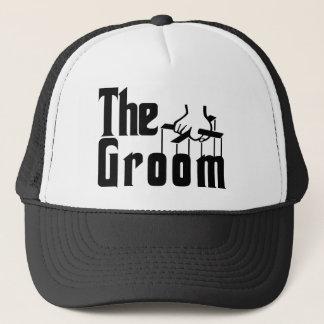 The Groom Trucker Hat