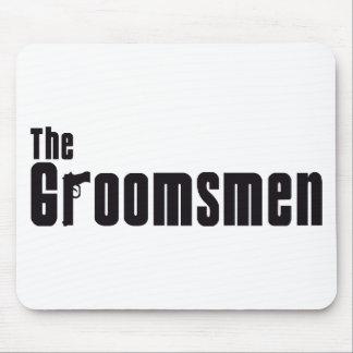 The Groomsmen (Mafia) Mouse Pad