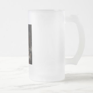 The Gross Clinic by Thomas Eakins 16 Oz Frosted Glass Beer Mug