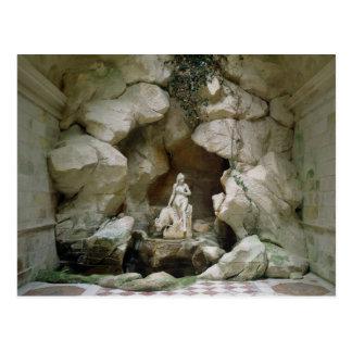 The Grotto of the Laiterie de la Reine Postcard