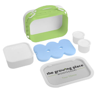 The Growing Place Montessori Lunch Box