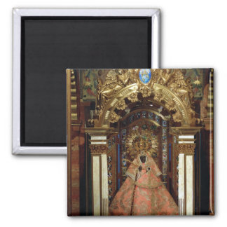 The Guadalupe Madonna Magnets
