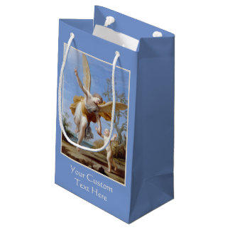 """The Guardian Angel"" custom gift bag"