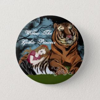 The Guardian Button Pin
