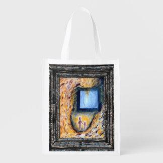 The Guardian Reusable Grocery Bag