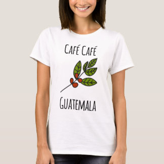 The Guatemala coffee T-Shirt