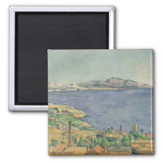 The Gulf of Marseilles Seen from L'Estaque Magnet