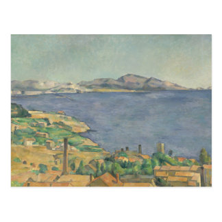 The Gulf of Marseilles Seen from L'Estaque Postcard