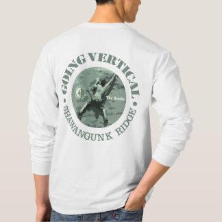 The Gunks (Going Vertical) T-Shirt