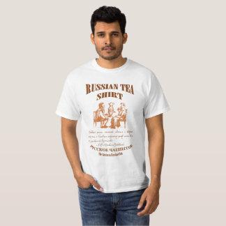 The Gustavus Pushkin Russian Tea Shirt