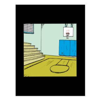 The Gym Postcard