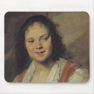 The Gypsy Woman, c.1628-30 Mouse Pad
