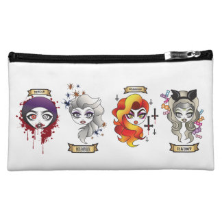 "The H.U.L ""Creepy Cuties"" Cosmetic Bag"